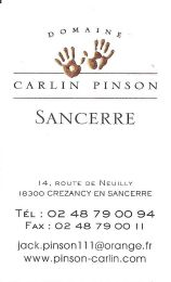Domaine Carlin Pinso