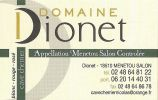 Domaine Dionet